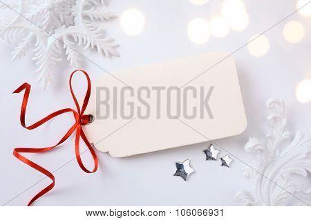 Art Christmas Holidays Sale; Tree Light Background