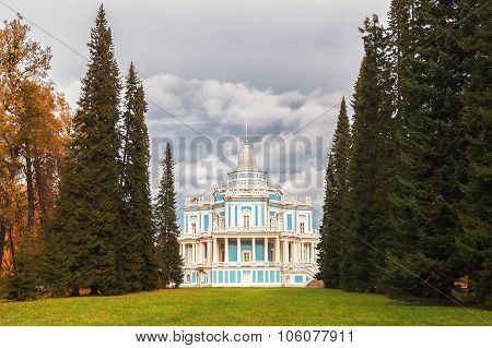The Church Of The Resurrection In The Catherine Palace Of Tsarskoye Selo, St. Petersburg