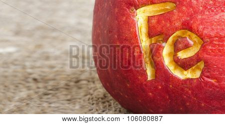 Abbreviation Fe