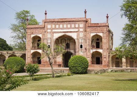 Tomb Of Jahangir Lahore, Pakistan