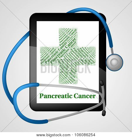 Pancreatic Cancer Shows Poor Health And Adenocarcinoma