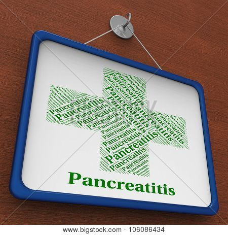 Pancreatitis Word Means Ill Health And Afflictions