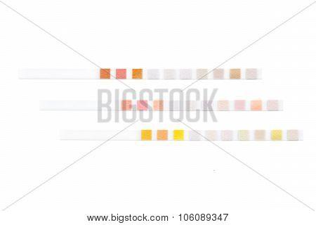 Set Of Test Strips