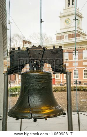 Philadelphia's Historic Liberty Bell