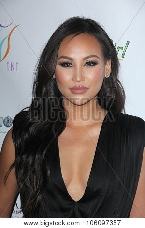 LOS ANGELES - OCT 25:  Dorothy Wang at the Internation Film Fashion Awards at the Saban Theater on October 25, 2015 in Los Angeles, CA
