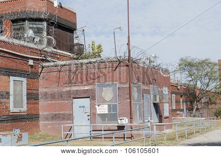 Penitentiary Razor Wire