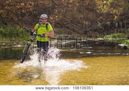 Cyclist.