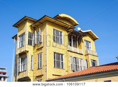 Old building seen in Istanbul