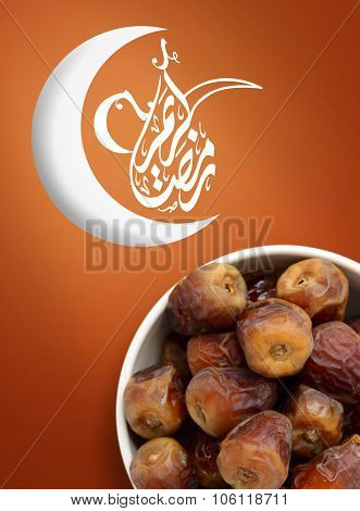 Ramadan Fasting Dates With Crescent