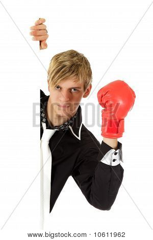 Young Adult , Boxing Glove