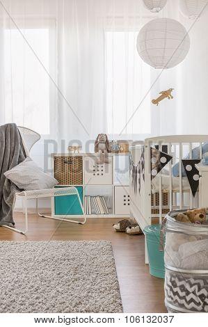 Cosy Toddler Bedroom