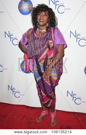 LOS ANGELES - OCT 24:  Loretta Devine at the