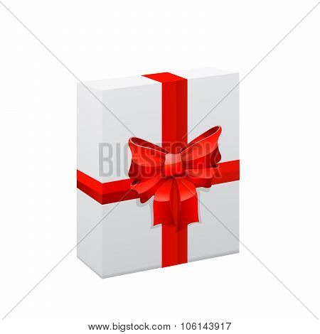 Gift. Vector illustration