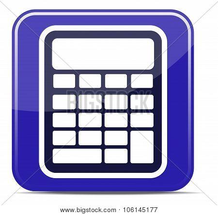 Calculator. Vector illustration