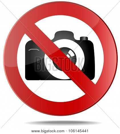 No photo - vector illustration