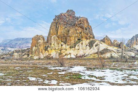 The Orange Rock