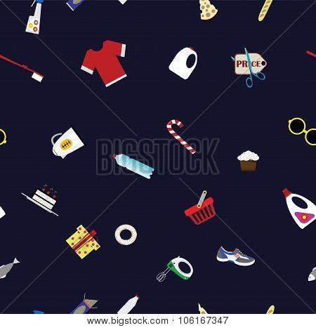 Shoping Retail Concept Background