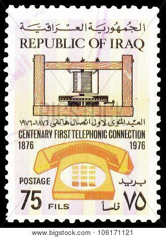 Iraq 1976
