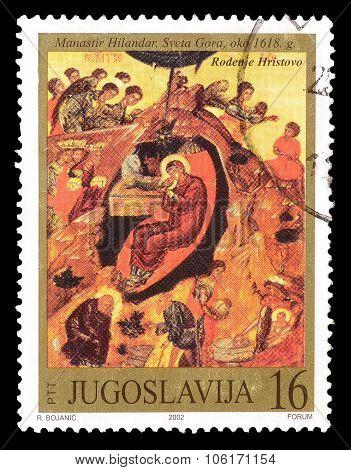 Yugoslavia 2002