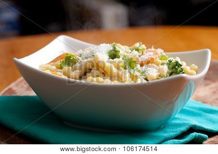 Vegetarian Pasta With Seasonal Vegetables