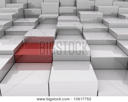 3D blocks