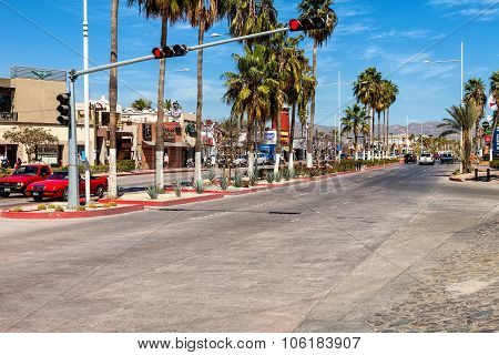 Downtown Cabo San Lucas