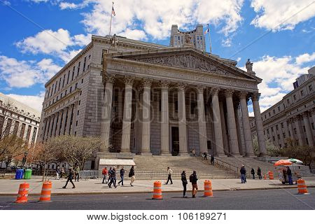 New York State Supreme Court Building