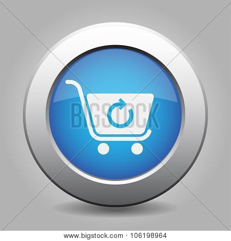 Blue Button - Shopping Cart Refresh
