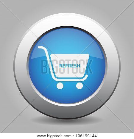 Blue Button, Shopping Cart Refresh