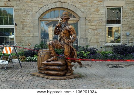 Lockport Sculpture