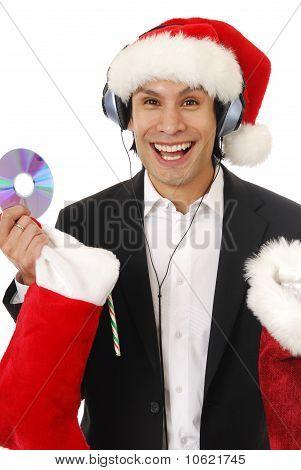 Upbeat Christmas Music