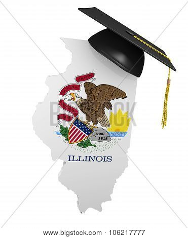 Illinois state college and university education