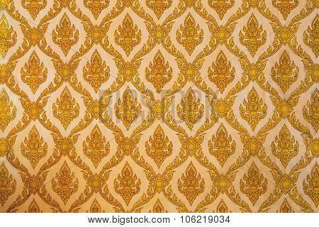 Thai Art Pattern