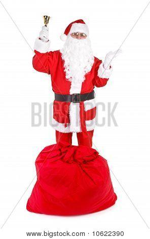 Santa Claus With Attributes