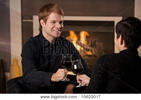 Romantic Couple Dating