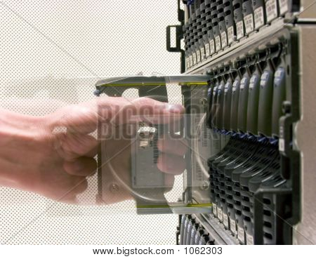 Disk Replacement - Data Center