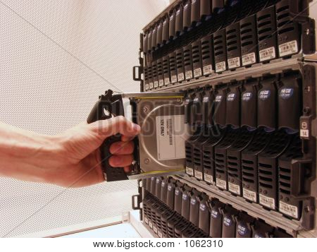 Storage-Area-Networking