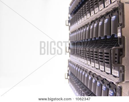 Hard Drive Cluster
