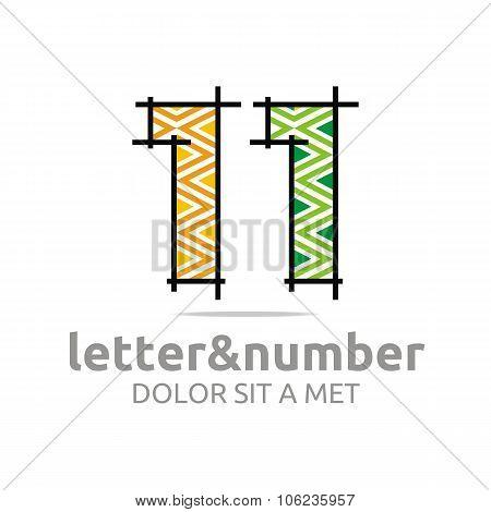 Logo Number