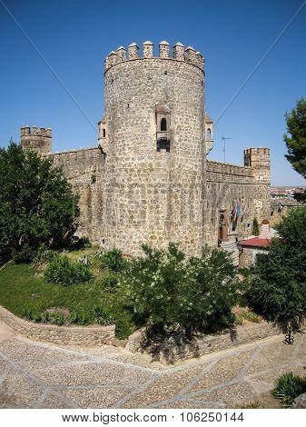 San Silvestre Castle, Toledo, Castilla La Mancha, Spain