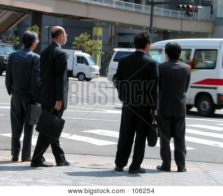 Businessmen Group