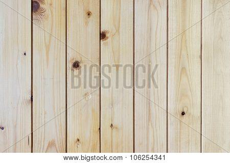 Pine wood wall lath
