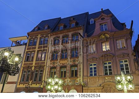 Architecture Of Marketplace In Mainz