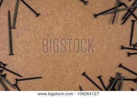 Photo of iron screws