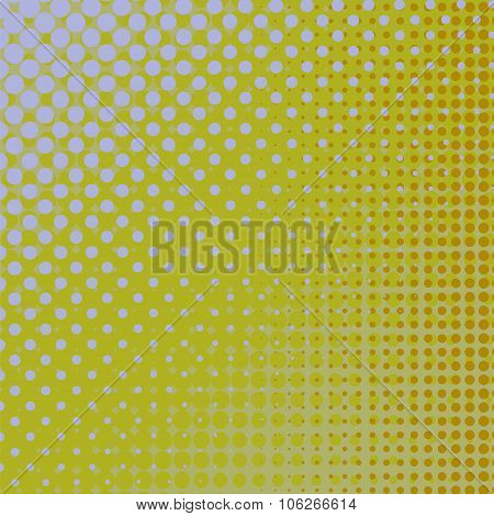 Colorful Halftone Patterns
