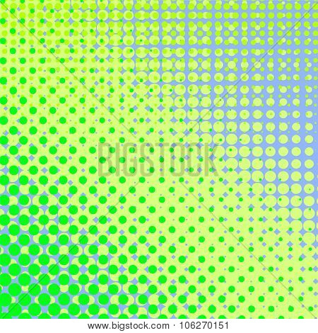 Halftone Textures. Dotted Background.