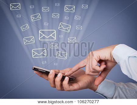 Smartphone Mail