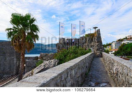 The Fortress Kanli Kula (bloody Tower), Herceg Novi, Montenegro