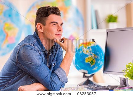 Office Travel Agency