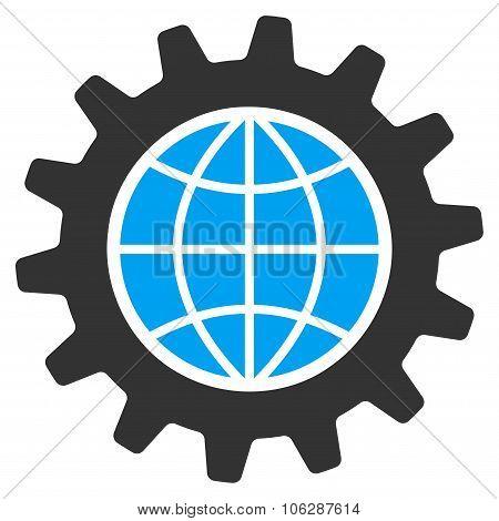 Global Options Icon